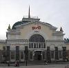 Железнодорожные вокзалы в Старосубхангулово