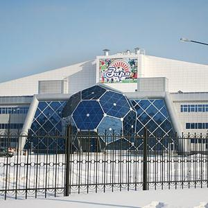 Спортивные комплексы Старосубхангулово