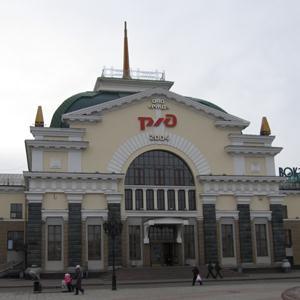 Железнодорожные вокзалы Старосубхангулово
